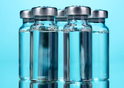 Ontwikkelen grootverpakking vaccins